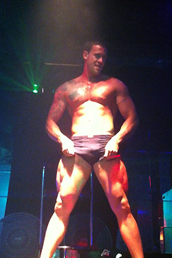 Auckland Male Strippers